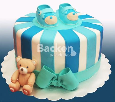 levas pasteles para bebés